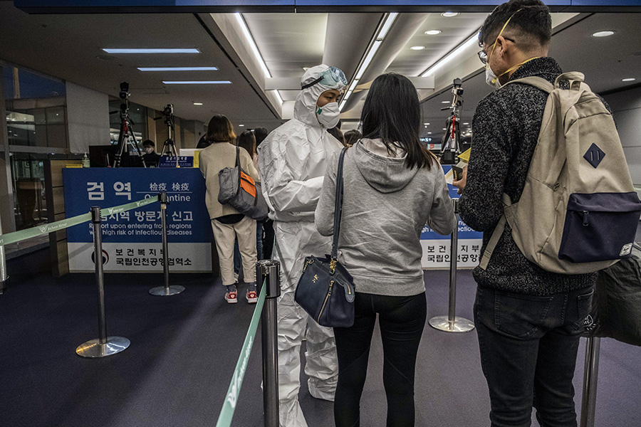 Coronavirus live update: China changes diagnosis criteria, causing confusion