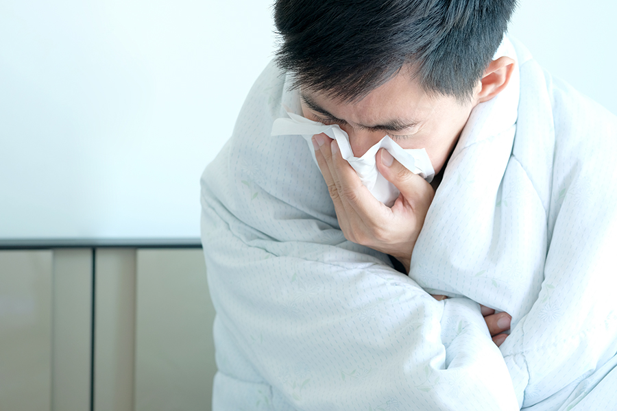 Best treatment for the Coronavirus? Paid sick leave