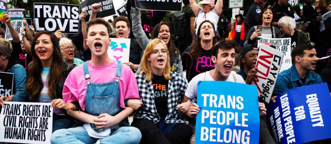 Coronavirus isn't transphobic. But America's economic and health systems are.