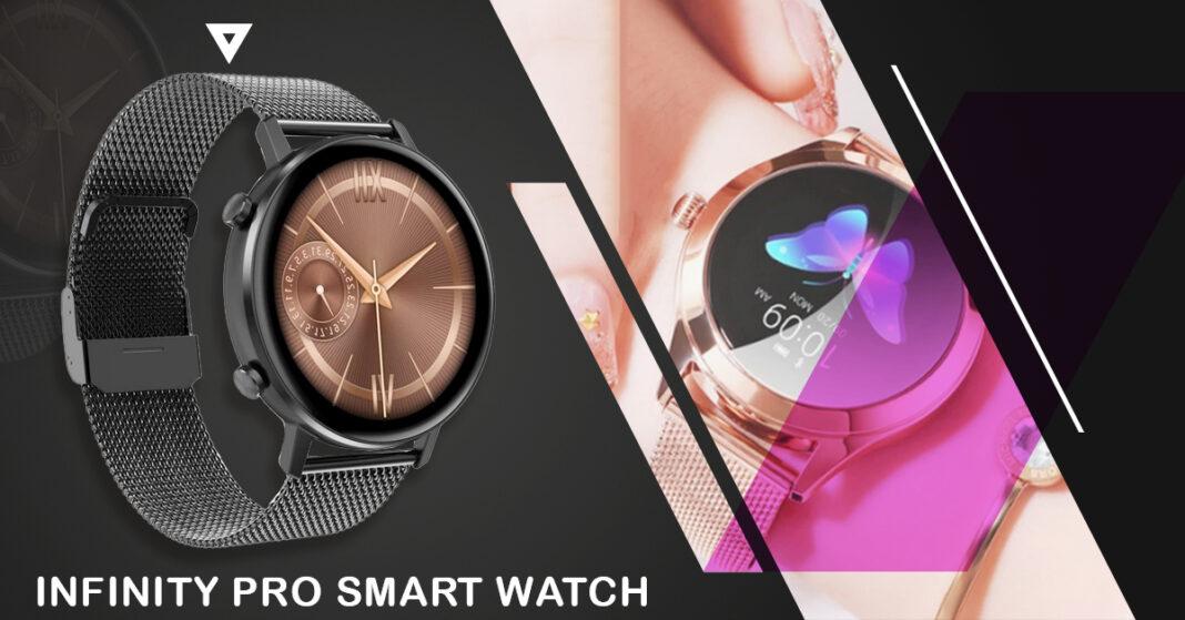 Nova Infinity Pro Smart Watch