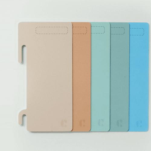 divider tabs for notebooks